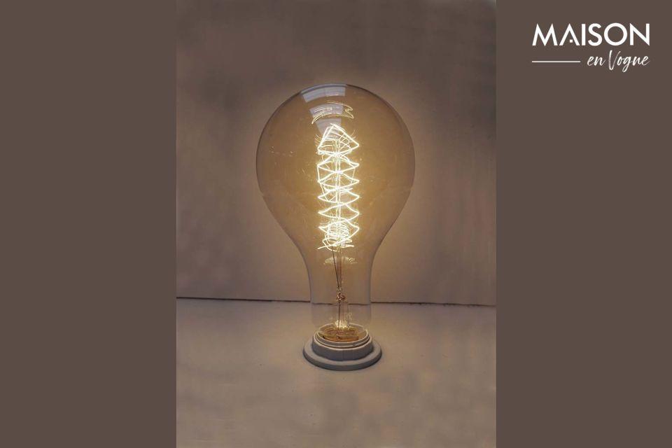 Ampoule à Filament Spirale Chehoma