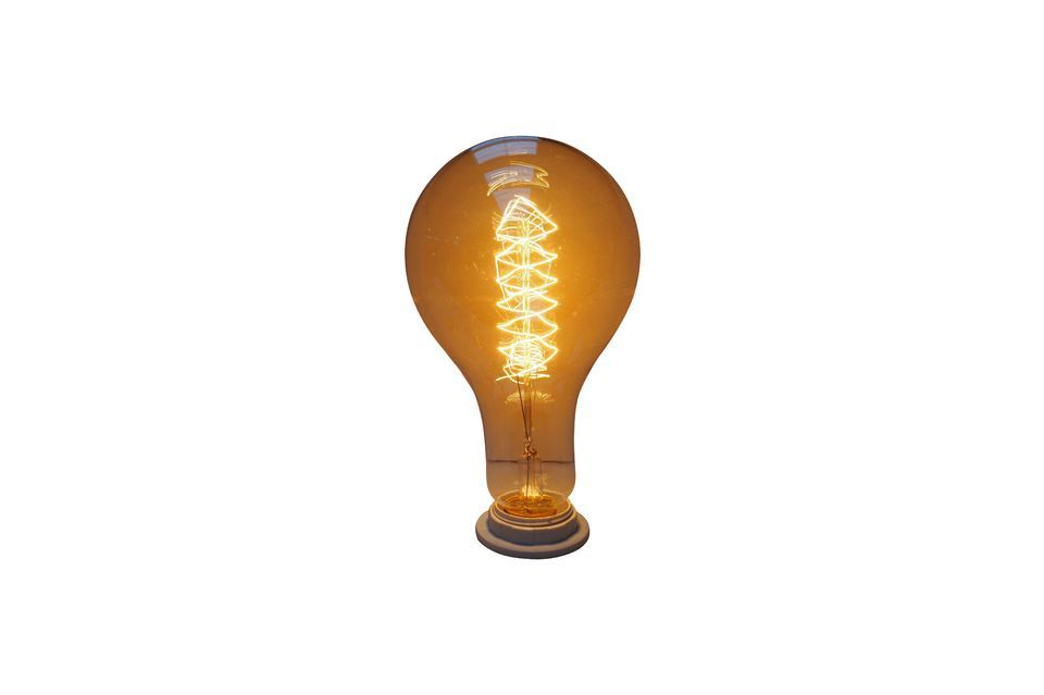 Une ampoule imposante et qui sort de l'ordinaire