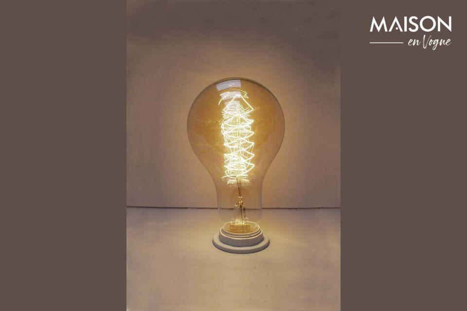 Ampoule à filament Spirale de 18cm Chehoma