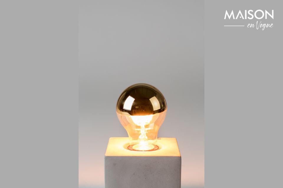 Ampoule Classique Miroir Or White Label