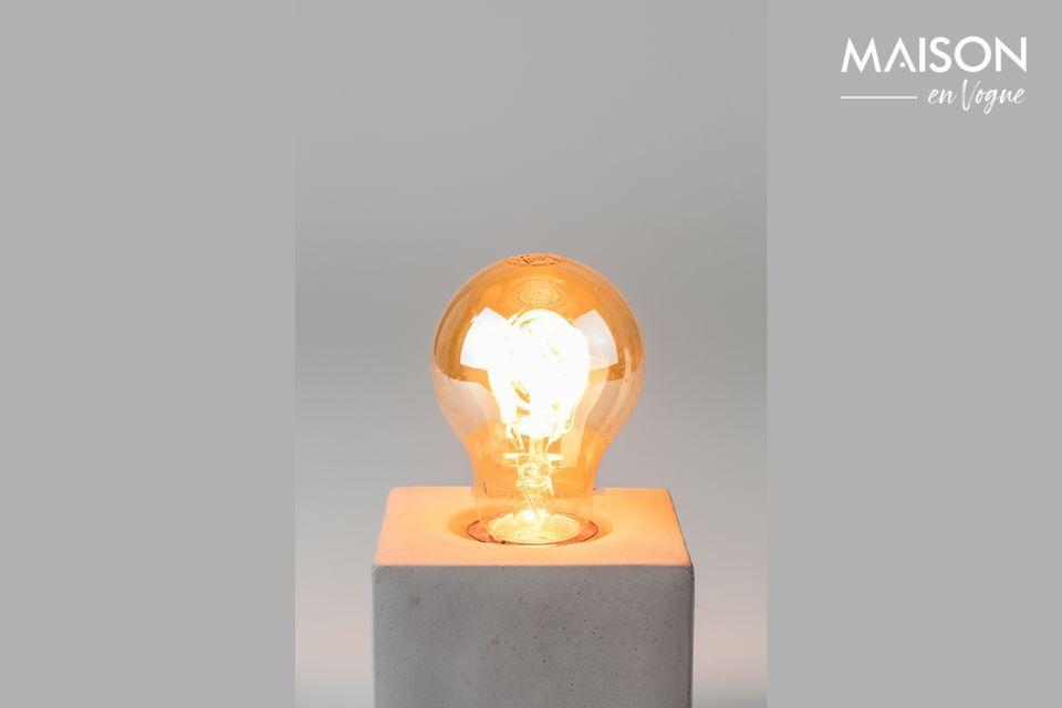 Ampoule Classique Or White Label
