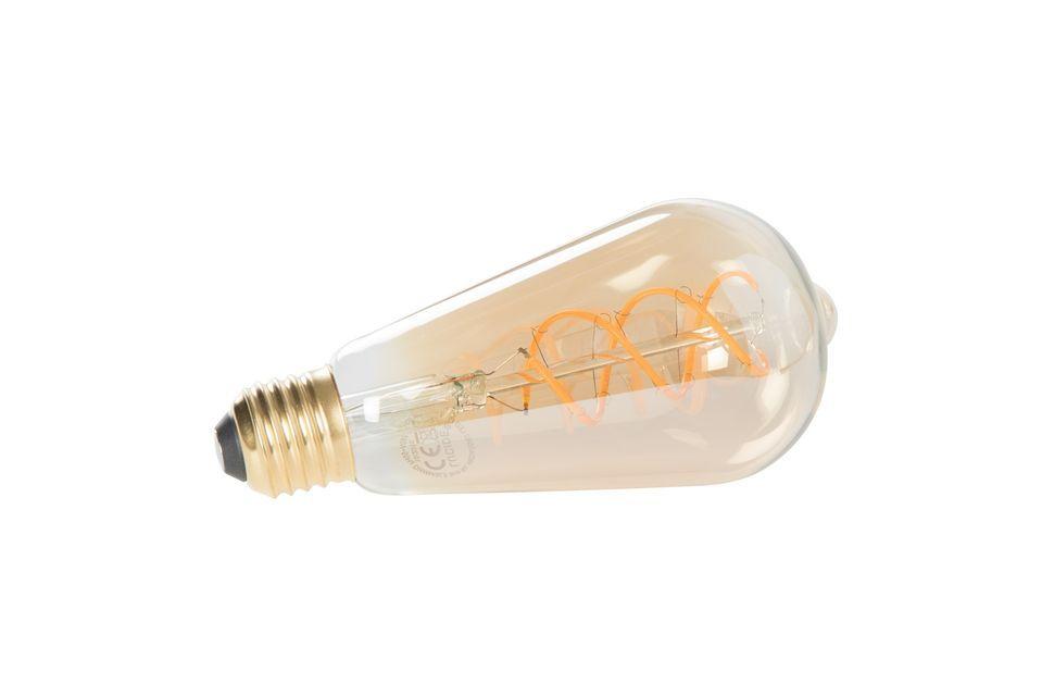 Idéale pour sublimer l\'intérieur d\'une lumière douce et chaleureuse