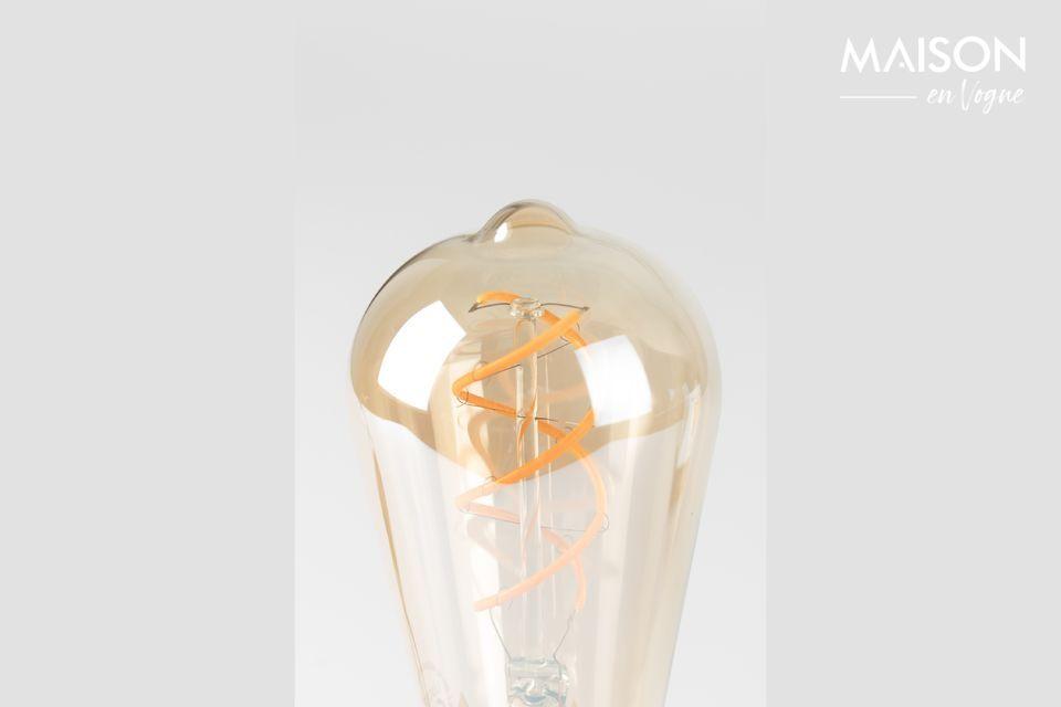 Une ampoule design