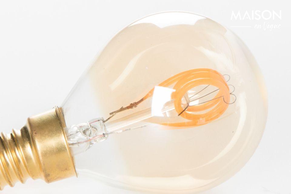 Ampoule E14 Or White Label