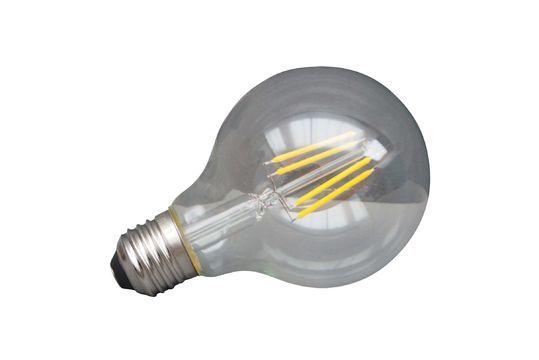 Ampoule E27 LED transparente