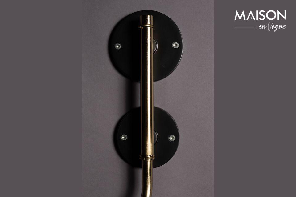 La lampe Devi saura vous séduire avec son design rétro qui s\'allie parfaitement à toute la