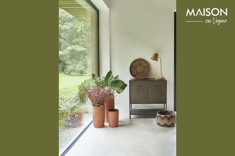 Un meuble de rangement utile et élégant