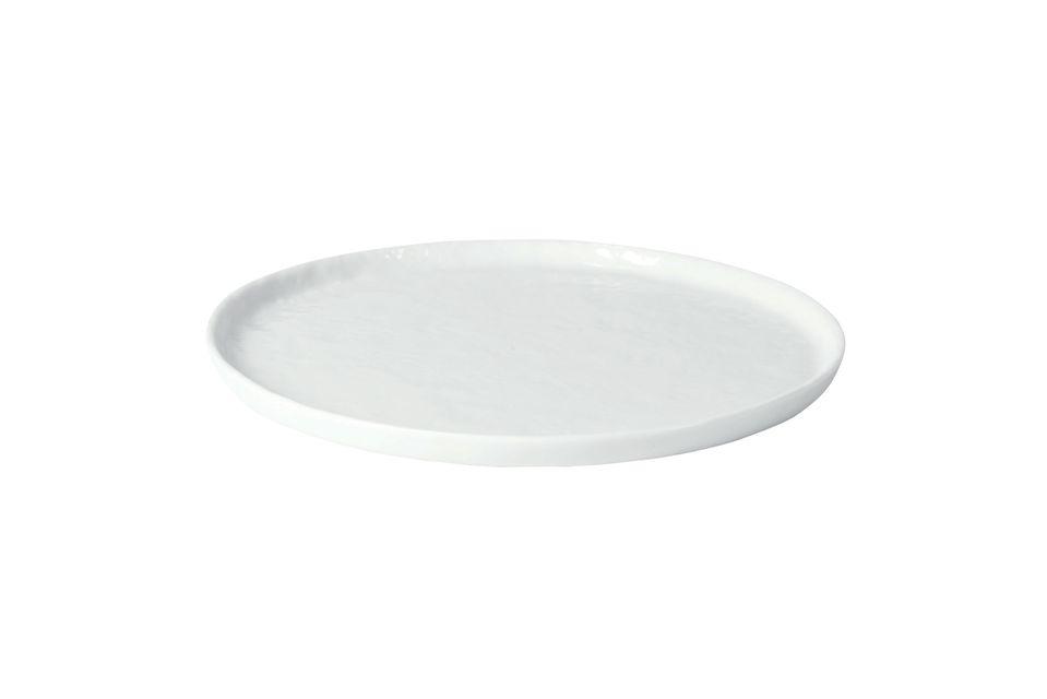 Assiette À Dessert Porcelino White Pomax