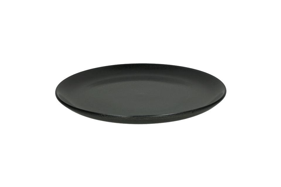 Assiette Plate Mirha Granit Pomax