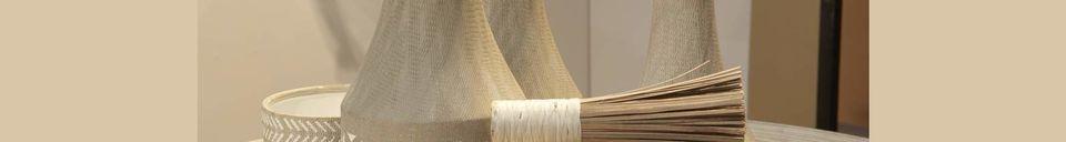 Mise en avant matière Assiette Pure en bois