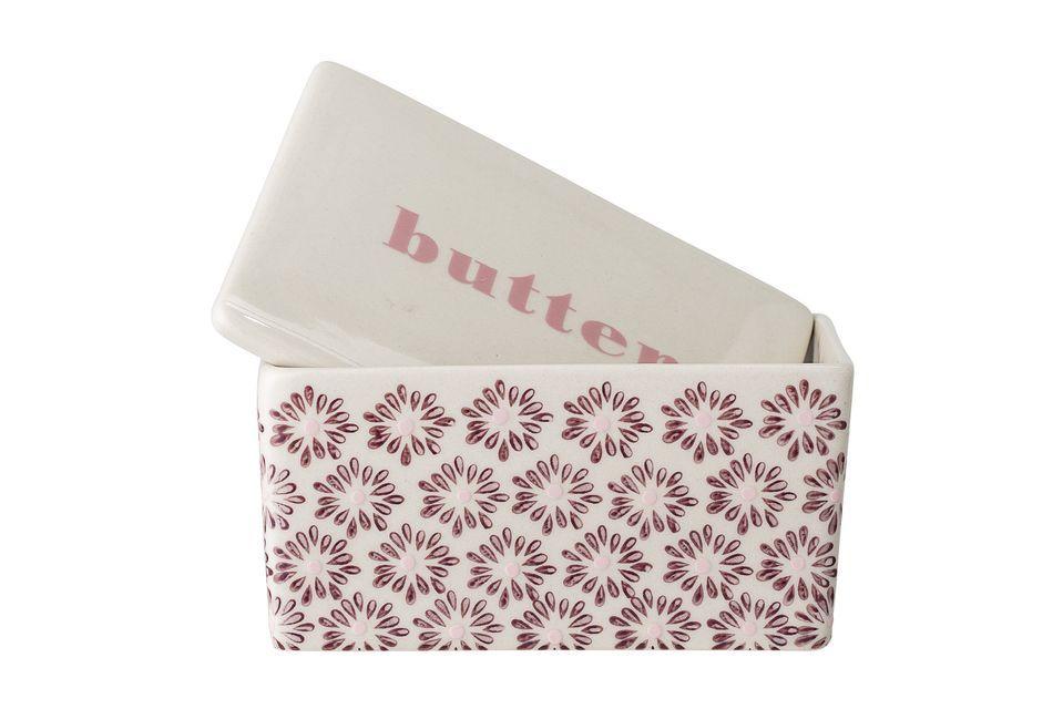 Une boîte à beurre discrète et élégante