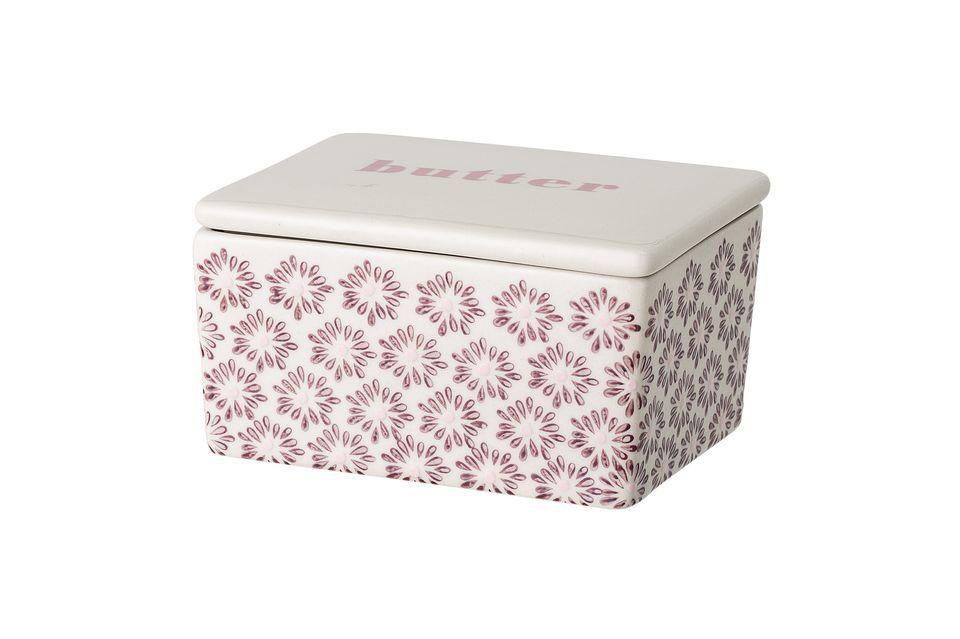 Cette boîte à beurre apportera une touche élégante à votre table