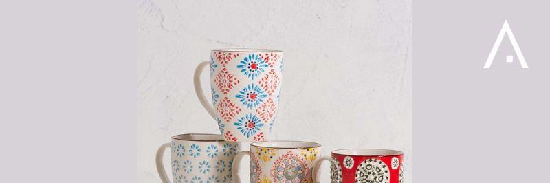 Bols, tasses et mugs Chehoma