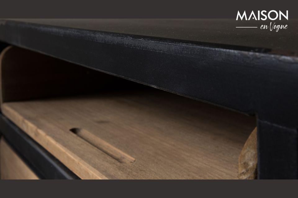 C\'est le meuble parfait pour tout ranger, avec en prime un look scandinave