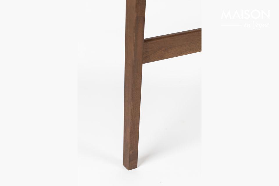 Tirez sur la poignée pour voir cette table se transformer en bureau