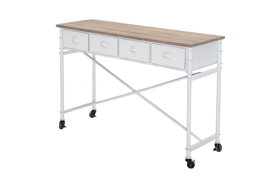 Installez et déplacez ce bureau selon vos nécessités