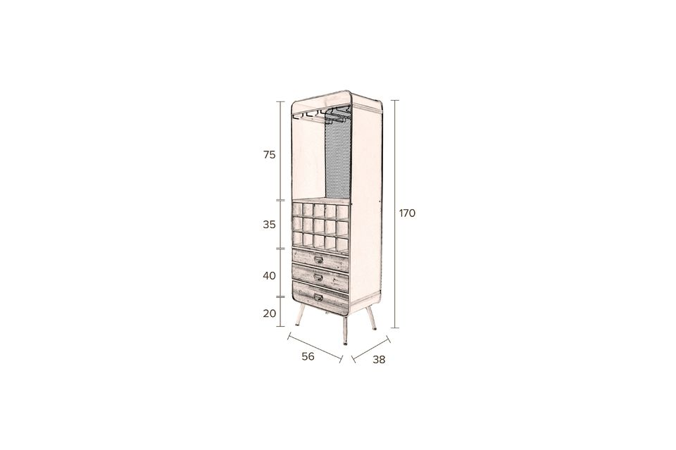 Cabinet Vino - 19