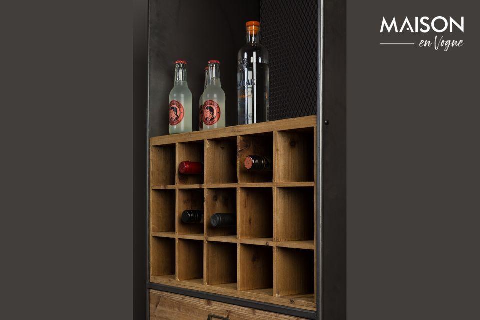 Cabinet Vino - 14