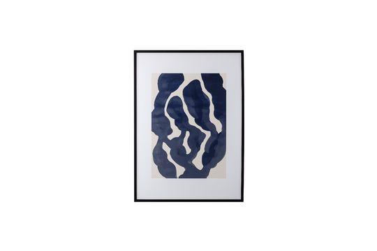 Cadre Bourdic 52x72 cm en bois de pin Détouré