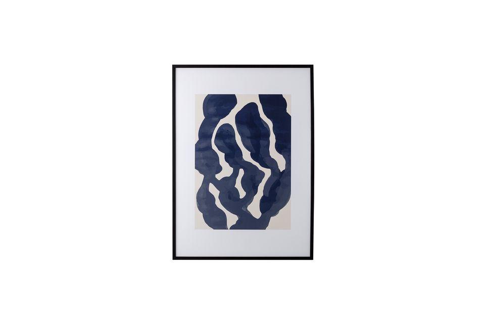 Cadre Bourdic 52x72 cm en bois de pin Bloomingville