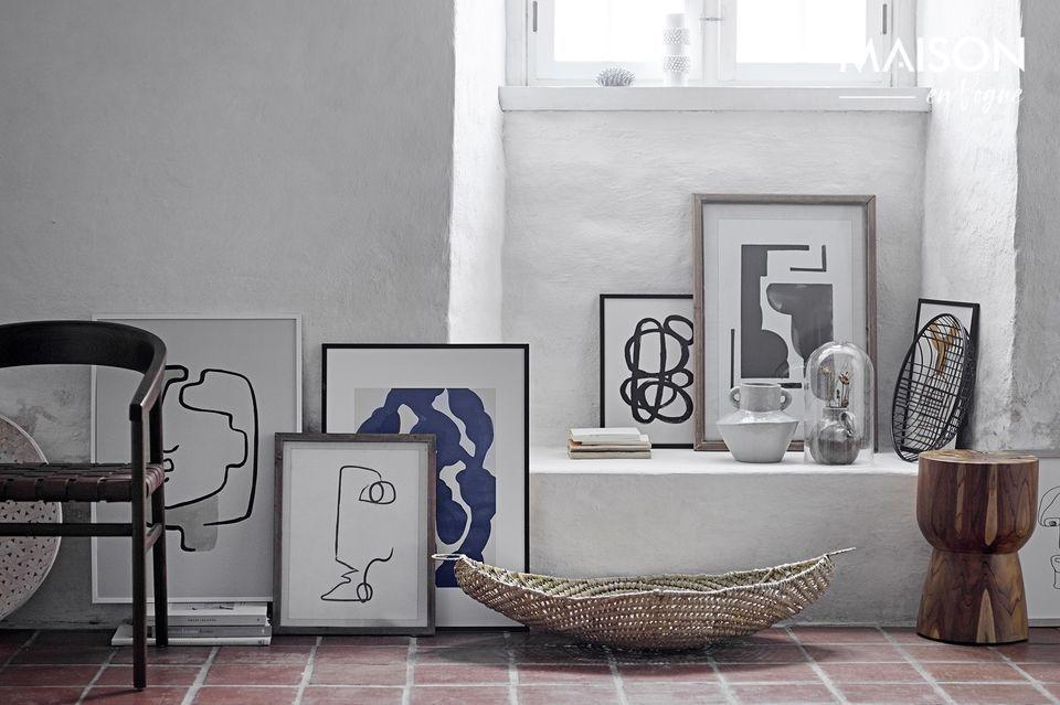 Concrétisez votre amour de l'art abstrait