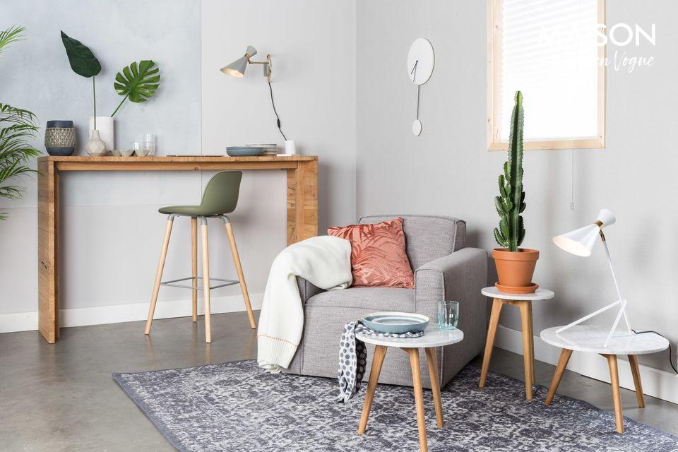 Envie d\'un endroit où vous détendre ? D\'une pièce de mobilier qui invite au confort ? Zuiver