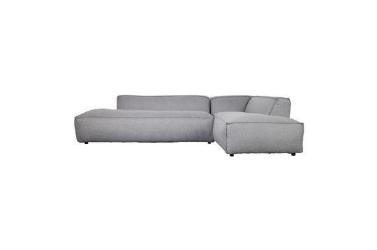 Canapé d'angle droit Fat Freddy gris clair