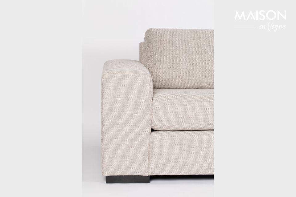 Canapé d'angle Fiep beige droite - 6