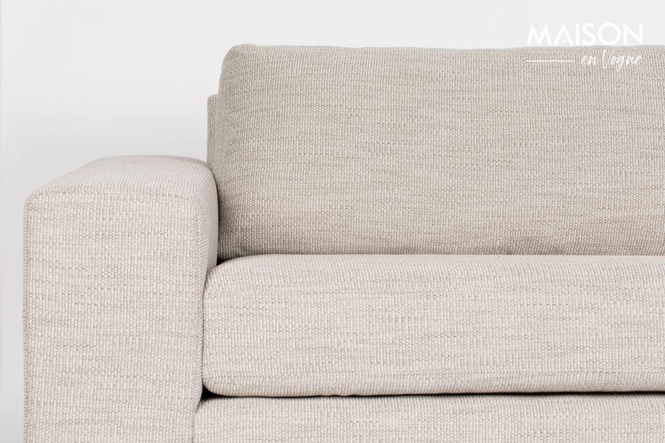 Canapé d'angle Fiep beige droite - 7