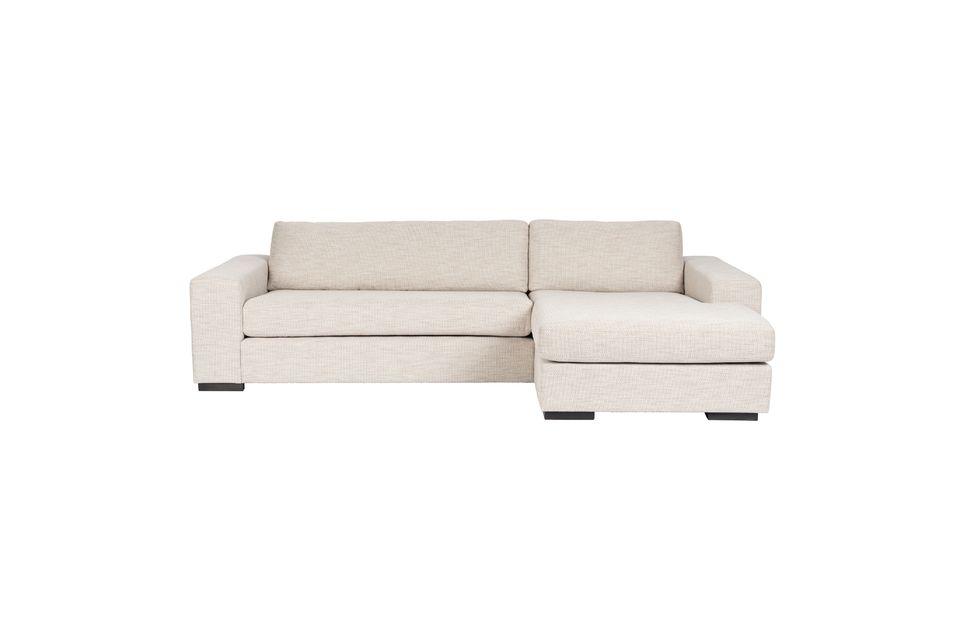Canapé d'angle Fiep beige droite - 9