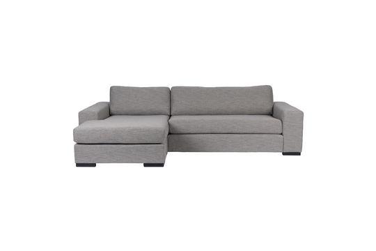 Canapé d'angle Fiep gris gauche