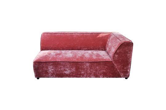 Canapé d'angle rose Floyd
