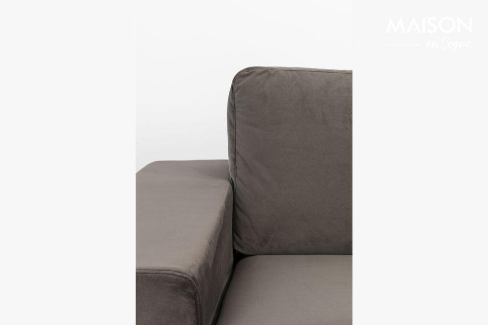 Un canapé dessiné pour instaurer la paix des ménages