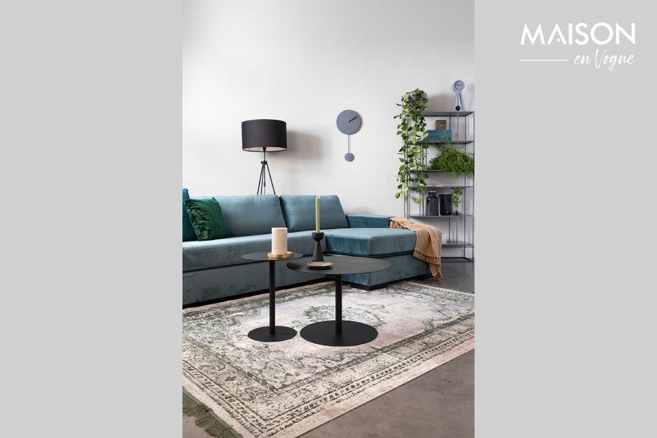 Un canapé confortable pour un intérieur contemporain