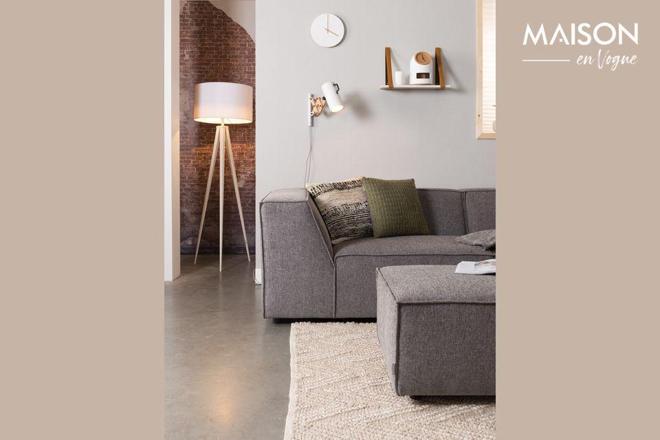 Un canapé au summum du design