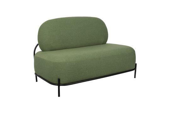 Canapé Polly vert Détouré
