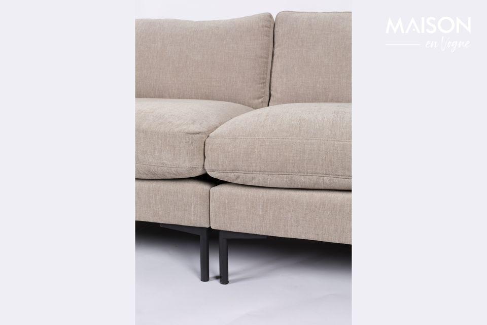 Pour vous garantir un confort absolu, deux coussins sont installés au niveau des accoudoirs
