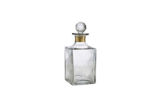 Carafe en verre Lachy Détouré
