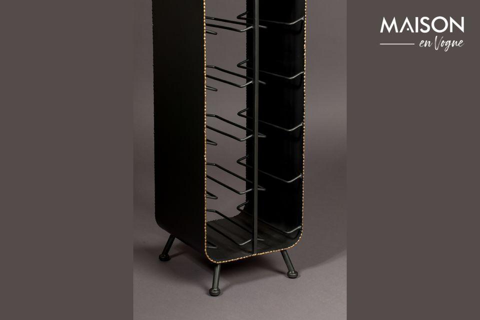 Le casier à vin Stalwart de Dutchbone vous propose d\'opter pour un style sobre et élégant avec