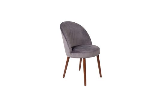 Chaise Barbara grise