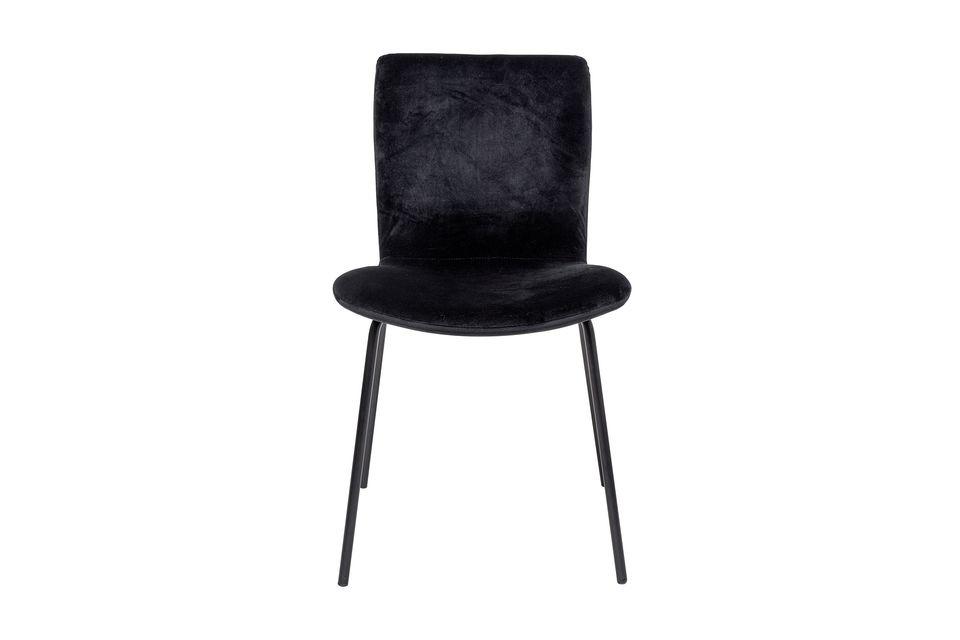 Chaise design pour esthétique et confort d'assise