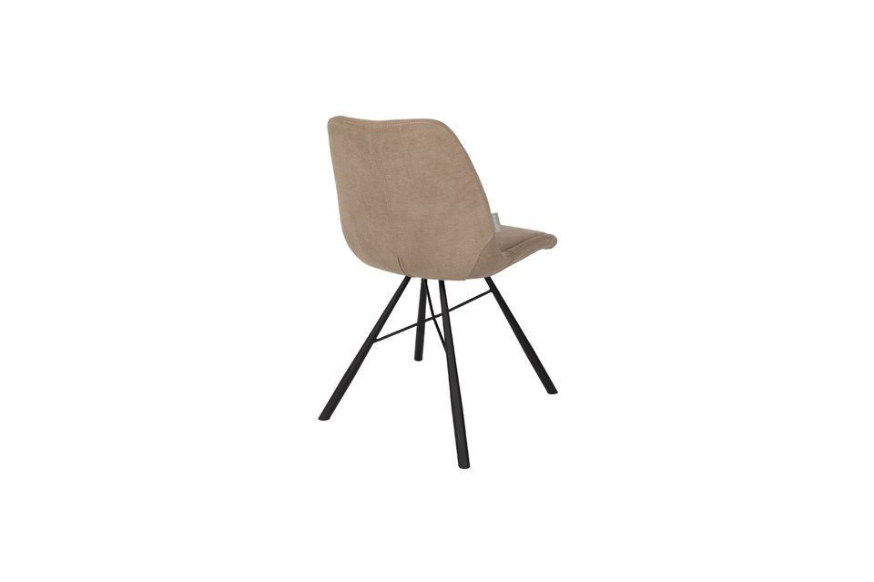 Chaise Brent Sable - 7