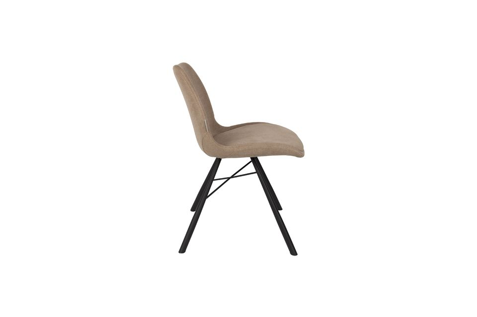 Chaise Brent Sable - 8