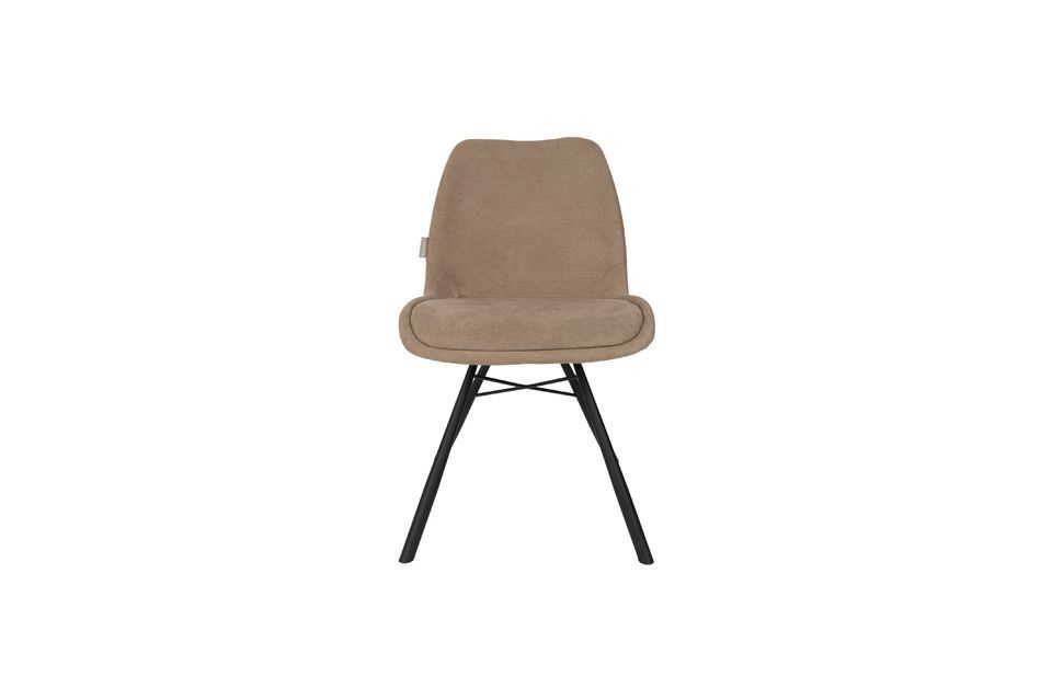 Chaise Brent Sable - 9