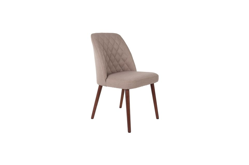 Chaise Conway Beige White Label