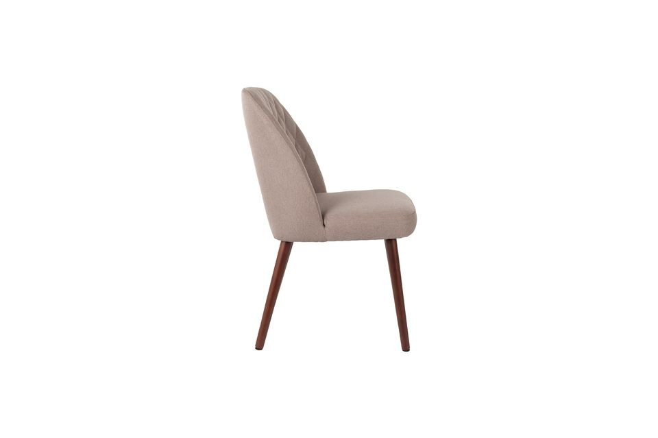 Chaise Conway Beige - 6