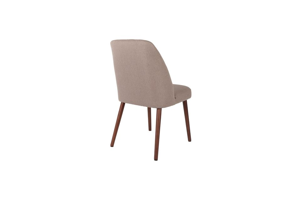 Chaise Conway Beige - 7