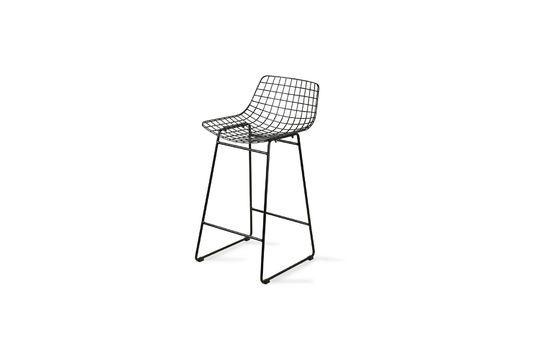 Chaise de bar en métal Wuisse