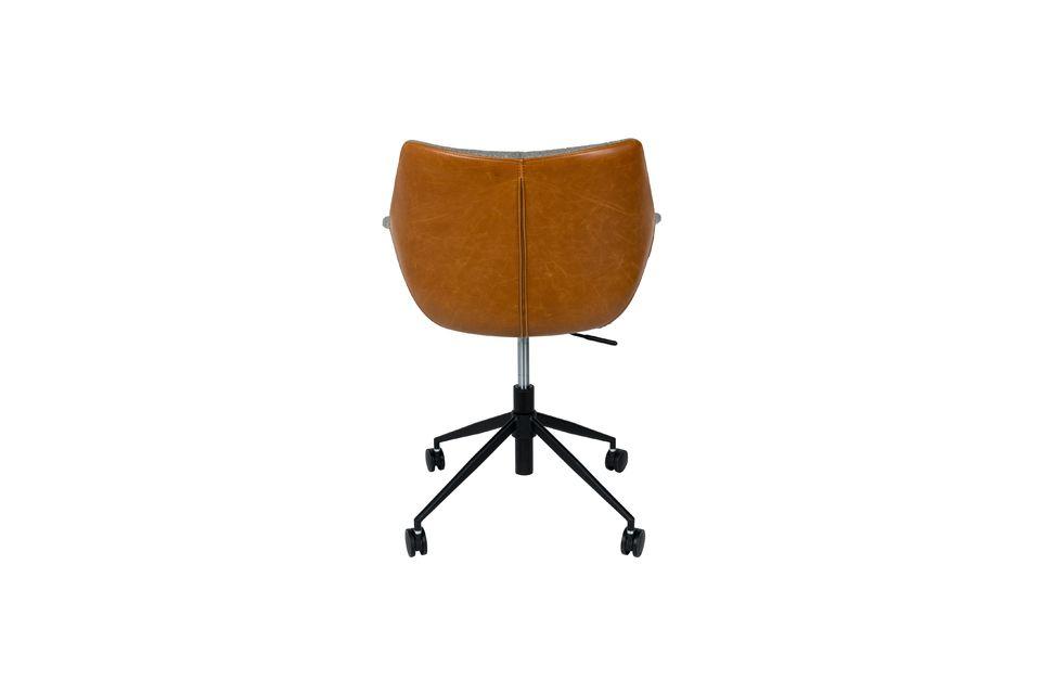 Chaise de bureau Doulton Vintage Brown - 12