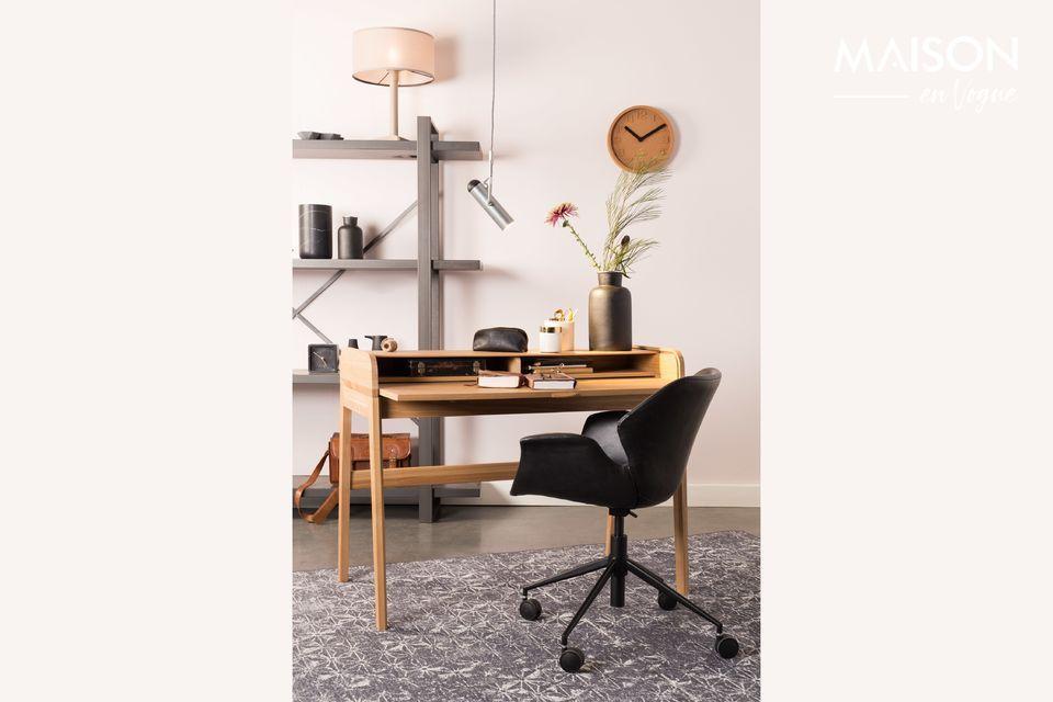 Quand chaise de bureau rime avec style